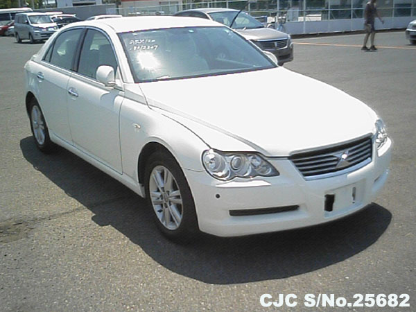 Import Toyota Mark X from Japan