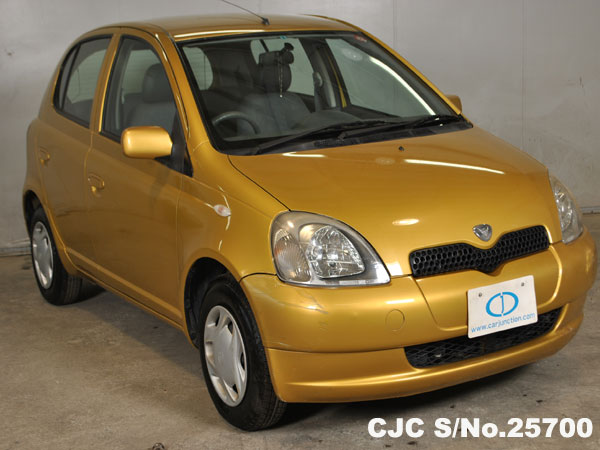 Import Japanese Toyota Vitz Yaris