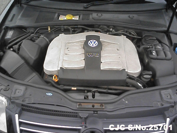 Volkswagen Passat from Japan