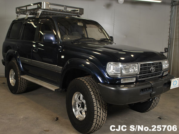 Import Toyota Land Cruiser from Japan