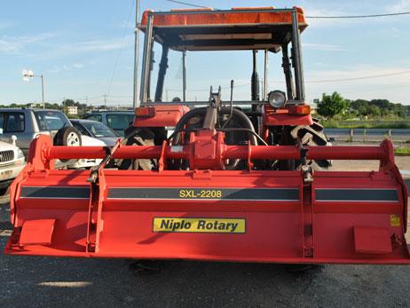Massey Ferguson MF-374 Tractor