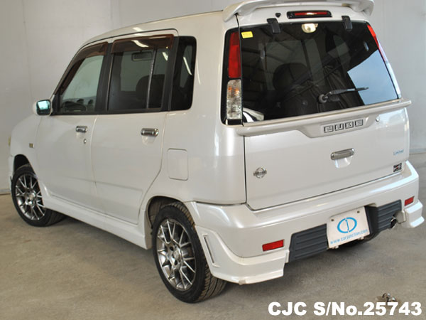 used 2006 Cube rear View