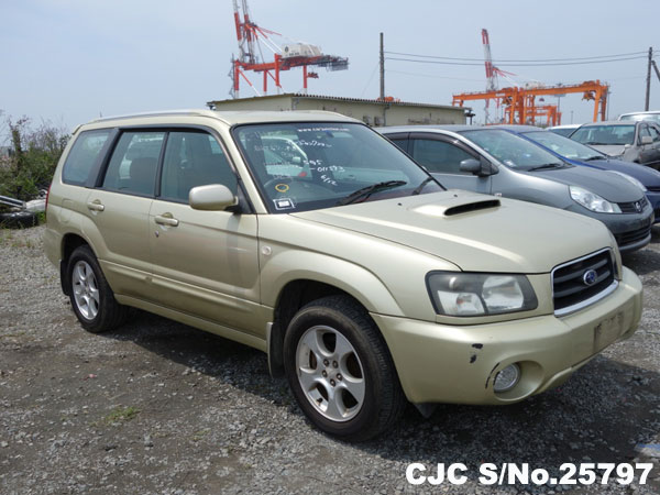 Find Japanese Online Subaru Forester