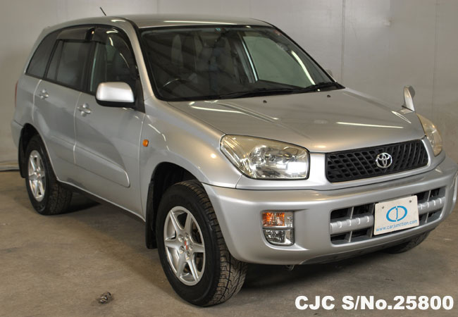 Toyota Rav4 for New Zealand