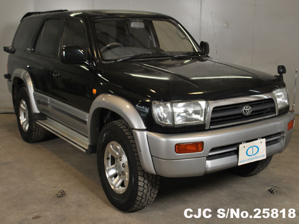 Import Toyota Hilux Surf 4Runner from Japan