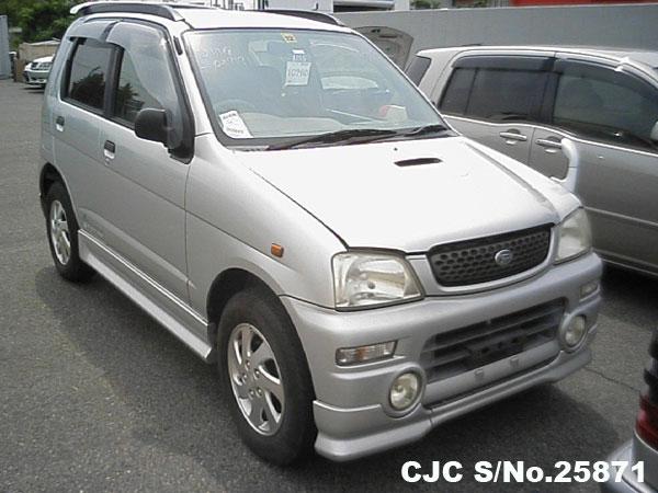 Daihatsu / Terrios Kid 1999 0.66 Petrol