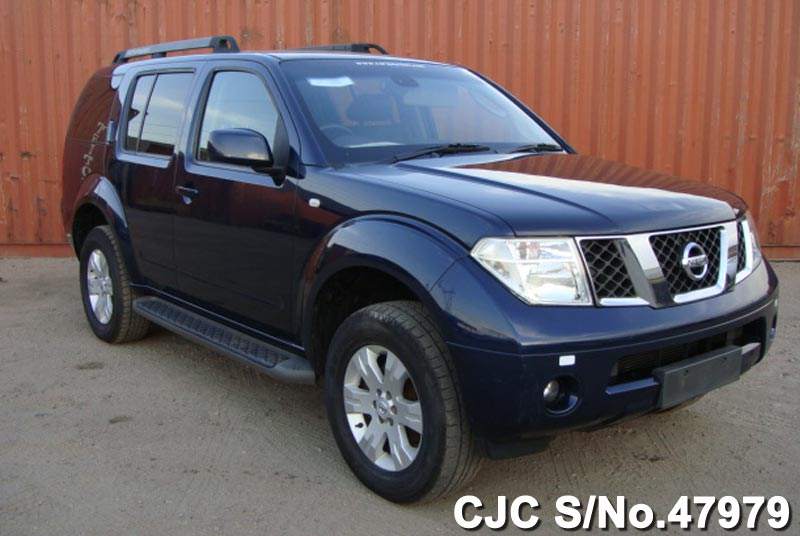 Nissan / Pathfinder 2005 2.5 Diesel