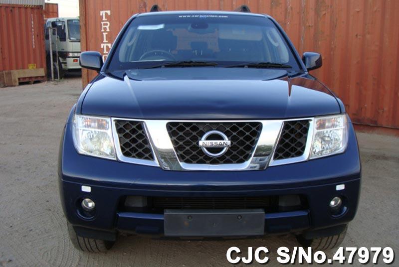 2005 Nissan Pathfinder Dark Blue For Sale Stock No 47979