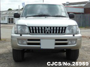 Toyota / Land Cruiser Prado 2001 3.0 Diesel