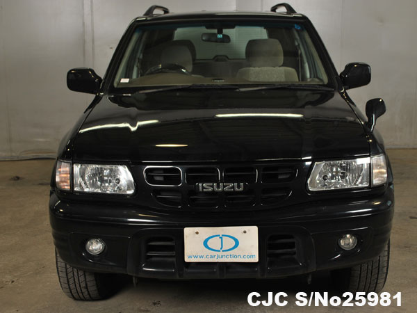 Online Used Isuzu Wizard from Japan