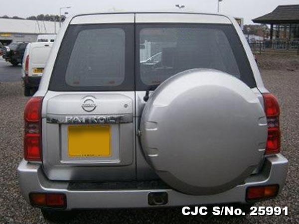 Used Nissan Patrol
