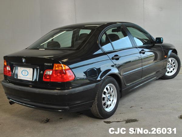1999 bmw 3 series black for sale stock no 26031 japanese used cars exporter. Black Bedroom Furniture Sets. Home Design Ideas
