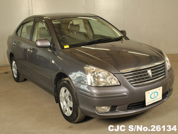 Toyota Premio in Gray