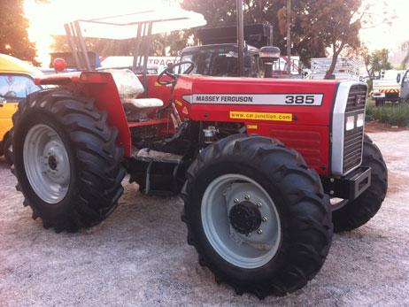 Massey Ferguson / MF-385 2013 4.1 Diesel