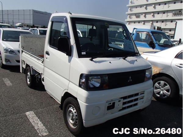 Mitsubishi / Minicab 2008 0.66 Petrol