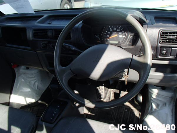 2008 Mitsubishi / Minicab Stock No. 26480