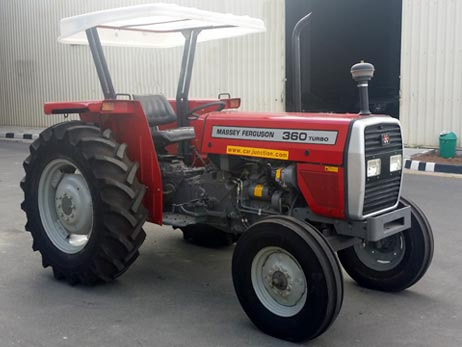 Massey Ferguson / MF-360 2014 2.5 Diesel