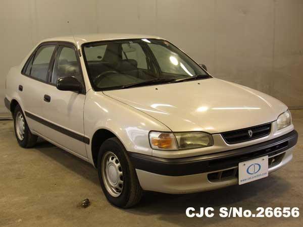 Toyota / Corolla 1996 1.3 Petrol