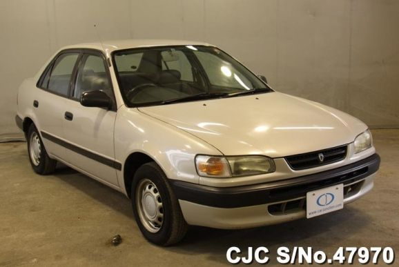 1996 Toyota / Corolla Stock No. 47970