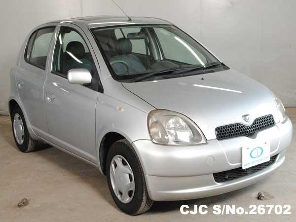 Toyota / Vitz - Yaris 1999 1.0 Petrol
