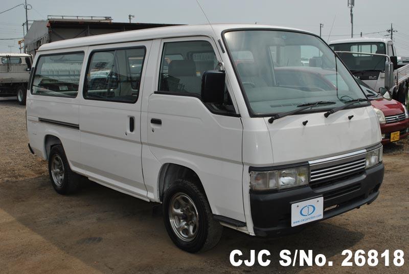 Nissan / Caravan 2000 3.2 Diesel