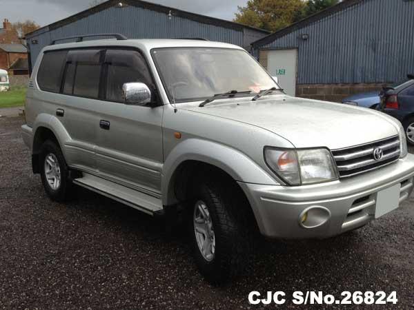 Toyota / Land Cruiser Prado 1998 3.0 Diesel