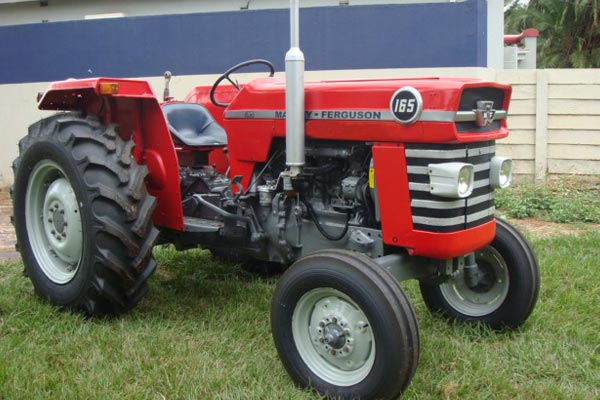 used massey ferguson mf 165 tractors for sale cjc 26848. Black Bedroom Furniture Sets. Home Design Ideas