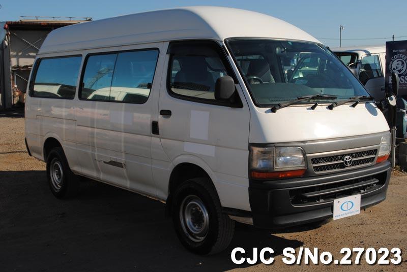 Toyota / Hiace 2002 3.0 Diesel