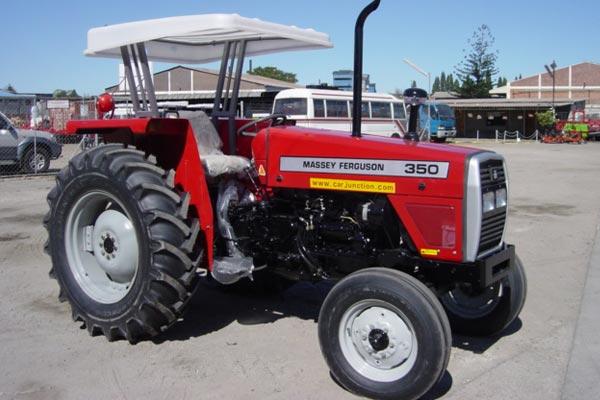 Massey Ferguson / MF-350 2014 2.5 Diesel