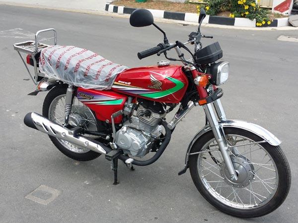 Honda / CG-125 2013 125cc Petrol