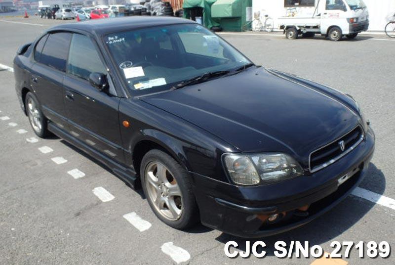 Subaru / Legacy B4 2000 2.0 Petrol