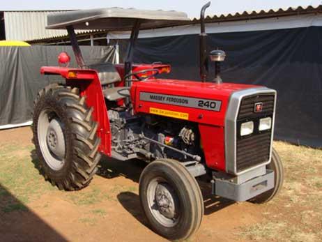 Massey Ferguson / MF-240  2.5 Diesel