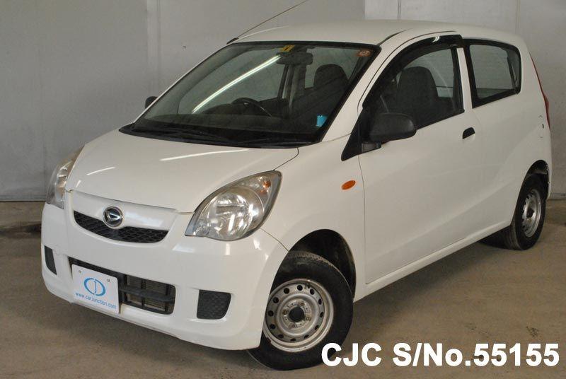 2007 Daihatsu Mira White For Sale Stock No 55155 Japanese