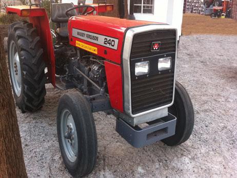 Massey Ferguson / MF-240 2014 2.5 Diesel