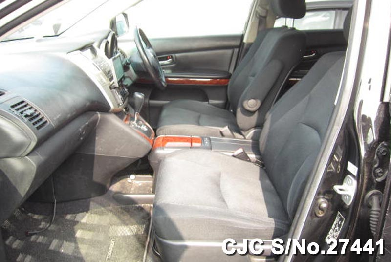 Used Toyota Harrier Imported from Japan