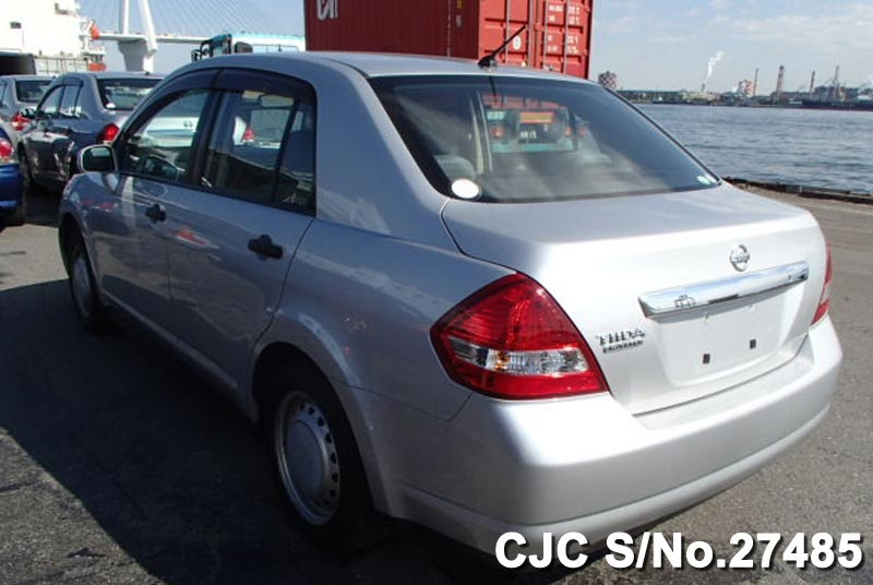 Used Nissan Tiida Latio for Sale
