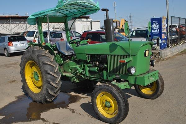 John Deere / 1020  2.5 Diesel