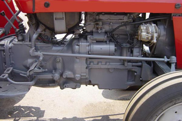 2017 Massey Ferguson / MF-240 Stock No. 56864