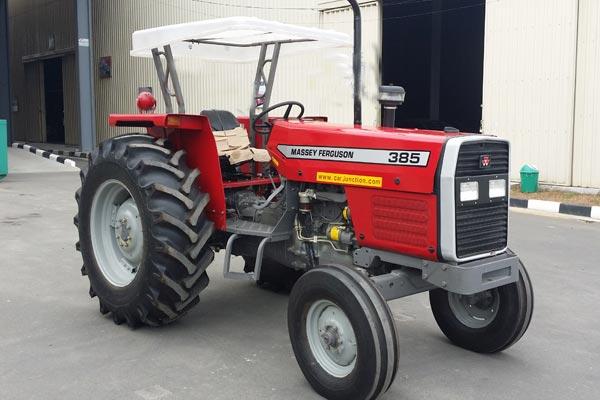 Massey Ferguson / MF-385 2014 4.1 Diesel