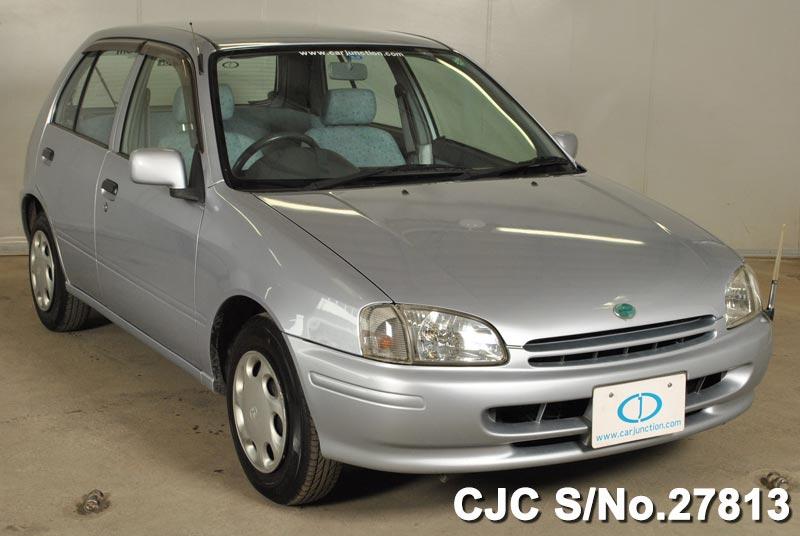 Toyota / Starlet 1998 1.3 Petrol