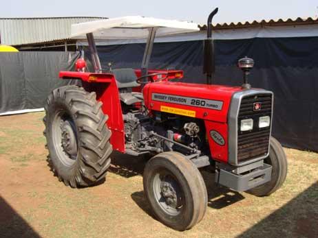Massey Ferguson / MF-260 2005 2.5 Diesel