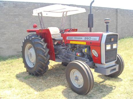 Massey Ferguson / MF-260 2014 2.5 Diesel
