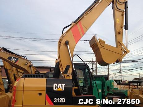 Caterpillar / 312D Excavator 2014  Diesel