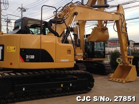 Caterpillar / 313D Excavator 2013  Diesel