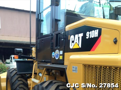 Caterpillar / 910H Wheel Loader 2013  Diesel