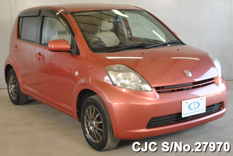 Toyota / Passo 2005 1.0 Petrol