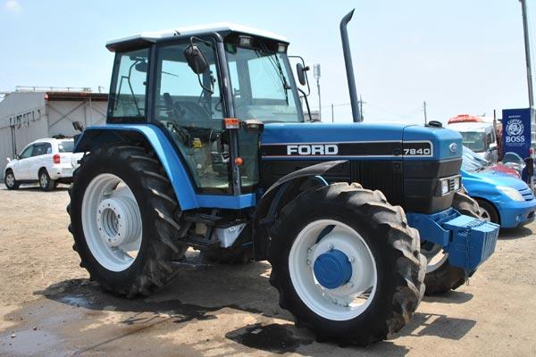 Ford / 7840   Diesel