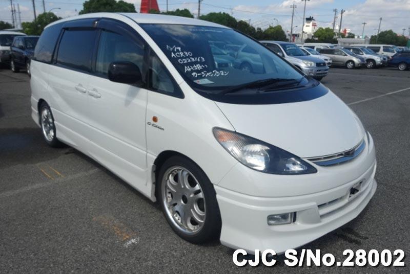 Toyota / Estima 2003 2.4 Petrol