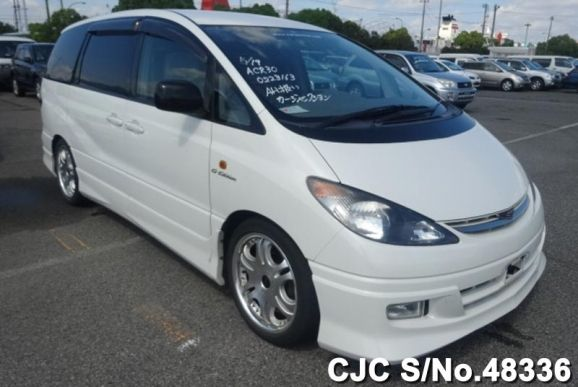 2003 Toyota / Estima Stock No. 48336