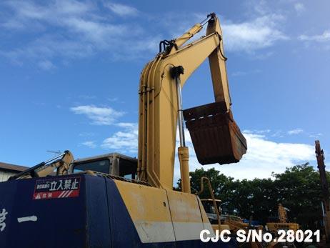 Komatsu / Excavator   Diesel